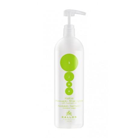 Kallos Avokádo šampon 1000 ml - Kallos Avocado Shampoo