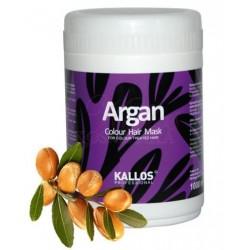 Kallos Argan Mask - Kallos maska s arganovým olejem