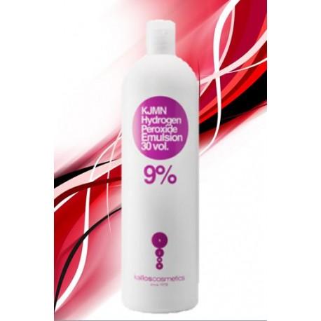 Kallos KJMN Hydrogen Peroxide 9%  - Kallos peroxid 9 % 1000 ml