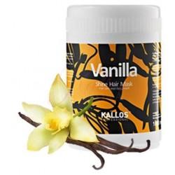Kallos Vanilla Mask - Kallos maska s vanilkou 1000 ml