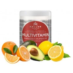Kallos Multivitamin Mask - Kallos Multivitaminová Maska