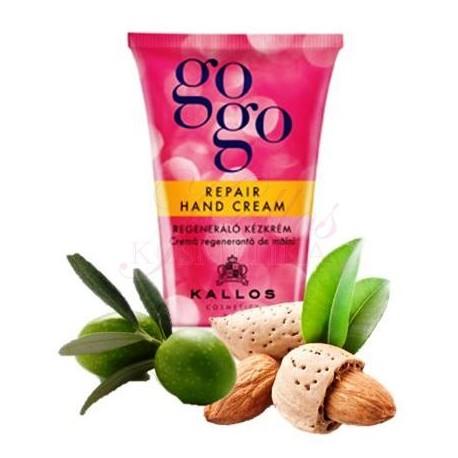 Kallos GoGo Regenerating Hand Cream - Kallos GoGo regenerační krém na ruce
