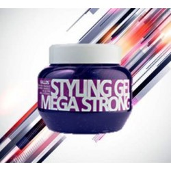 Kallos Mega Strong Hold Gel - Kallos mega silný gel na vlasy 275 ml