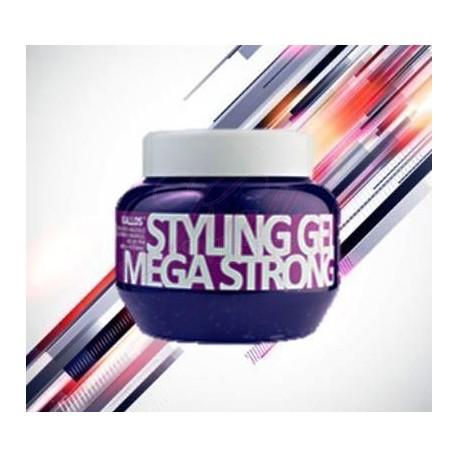 Kallos Mega Strong Hold Gel - Kallos mega silný gel na vlasy 275 ml