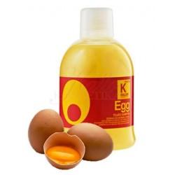 Kallos Vaječný šampon 1000 ml - Kallos Egg Shampoo