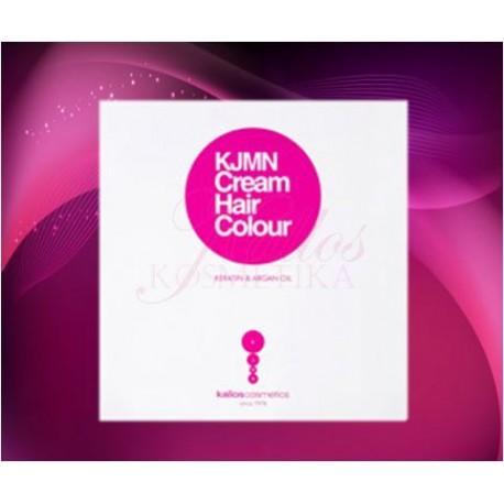 Kallos KJMN Vzorník Exkluziv - Kallos KJMN Colour Chart