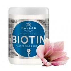 Kallos Biotin Maska 1000 ml - Kallos Biotin Mask