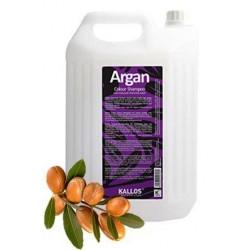 Kallos šampon s arganovým olejem 5000 ml - Kallos Argan Shampoo