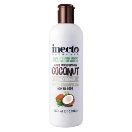 Inecto kondicionér s čistým kokosovým olejem 500 ml