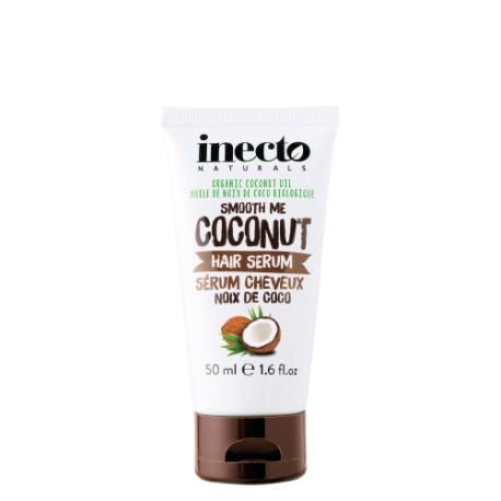 Inecto vlasové sérum s čistým kokosovým olejem 50 ml