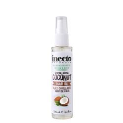 Inecto vlasový olej s čistým kokosovým olejem 100 ml