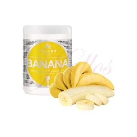 Kallos banánová maska