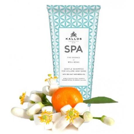 Kallos SPA jemný šampon - Kallos SPA Gentle Shampoo