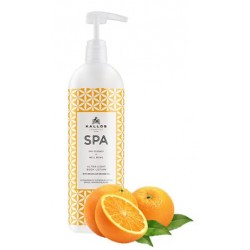 Kallos SPA tělové mléko 1000 ml - Kallos SPA Body Lotion