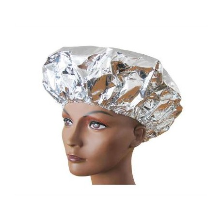 Duko Alobalová čepice - stříbrná