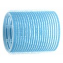 Duko natáčky na vlasy Velcro průměr 50 mm - 6 ks modrá