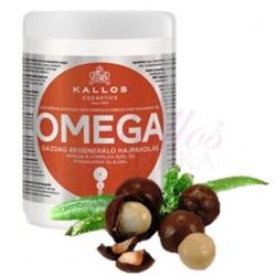 Kallos Omega maska 1000 ml - Kallos Omega Hair Mask