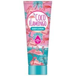 Inecto Coco Flamingo tělové mléko s čistým kokosovým olejem 250 ml