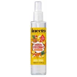 Inecto tělový sprej Tropical 150 ml - Inecto Infusion Body Spray Tropical Coconut