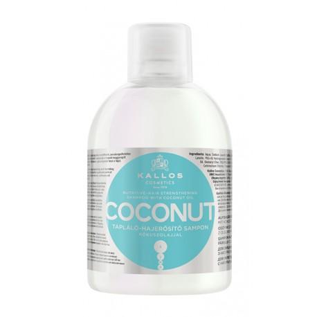 Kallos Kokos šampon 1000 ml - Kallos Coconut Shampoo