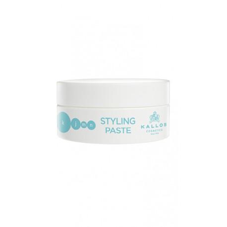 Kallos KJMN Stylingová pasta na vlasy - Kallos KJMN Styling paste 100 ml