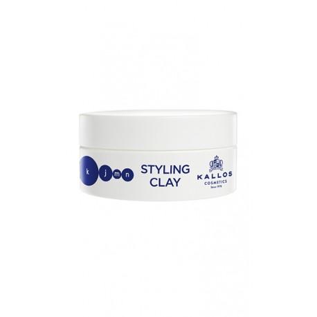 Kallos KJMN Stylingový jíl na vlasy - Kallos KJMN Styling Clay 100 ml