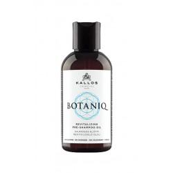 Kallos Botaniq olej vlasy před umytí vlasů 150 ml - Kallos Botaniq Pre-Shampoo oil