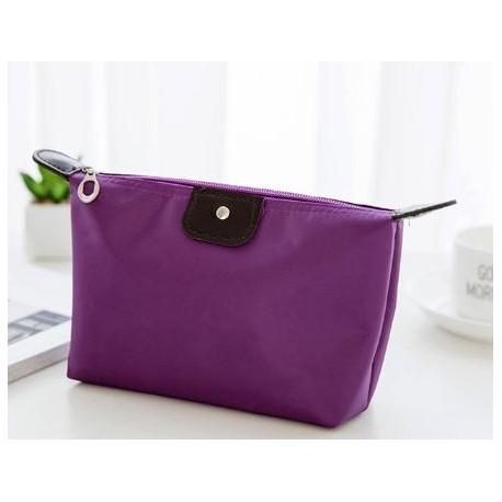 Kosmetická taštička fialová