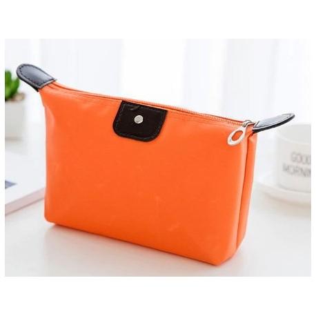 Kosmetická taštička oranžová