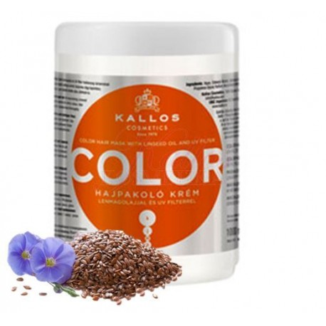 Kallos Color Hair Mask - Kallos Color maska