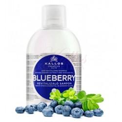 Kallos Blueberry Shampoo - Kallos borůvkový šampon