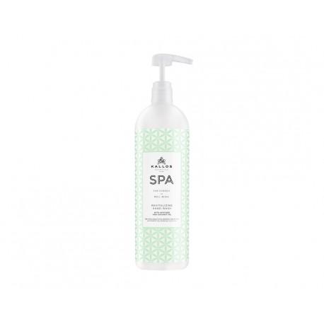 Kallos SPA Revitalizační tekuté mýdlo na ruce 1000 ml - Kallos SPA Revitalizing Hand Wash