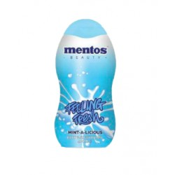 Mentos pěna do koupele a sprchový gel Mint -a-licious 400 ml