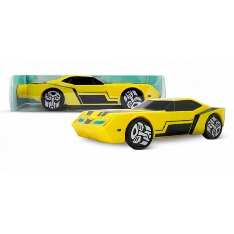 Transformers 3D auto pěna do koupele 400 ml