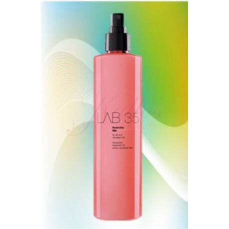 Kallos LAB35 Restorative Milk for dry and damaged hair - Kallos LAB 35 obnovující mléko na vlasy
