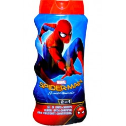 Spiderman 2v1 šampon a pěna do koupele 475 ml