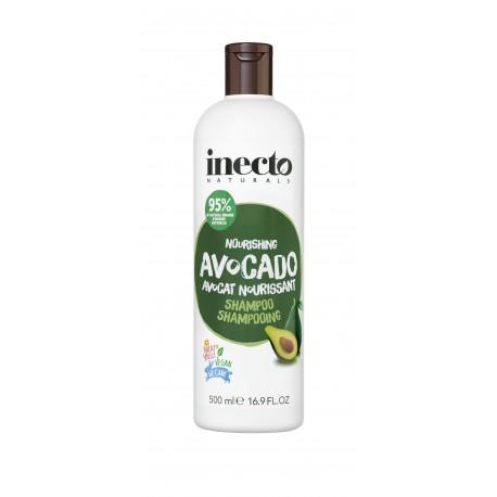 Inecto šampon s avokádem 500 ml