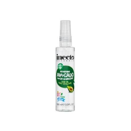 Inecto vlasový olej s čistým avokádovým olejem 100 ml