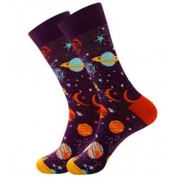 Ponožky vesmír