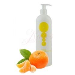 Kallos moisturizing shower gel with tangerine fragrance - Kallos sprchový gel s vůní mandarinky