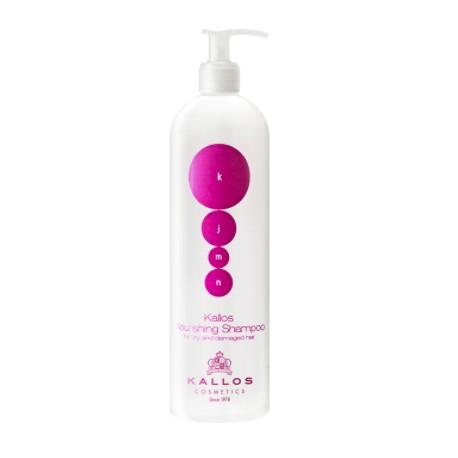 Kallos KJMN vyživující šampon na vlasy 1000 ml - Kallos KJMN Nourishing Hair Shampoo