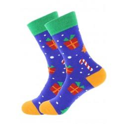 Ponožky burgr kotníkové