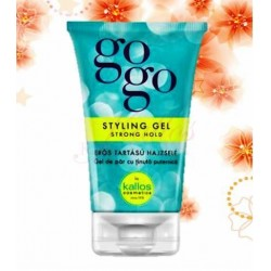 Kallos GoGo Styling Gel Strong Hold - Kallos GoGo gel na vlasy