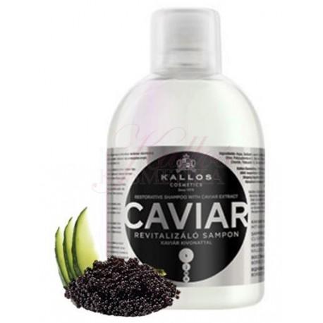 Kallos Caviar Restorative Shampoo with Caviar extract -  Kallos Kaviarový šampon