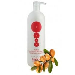 Kallos Nourishing Shower Gel - Kallos vyživující sprchový gel s vůní arganového oleje 1000 ml