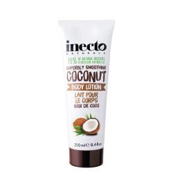 Inecto tělové mléko s čistým kokosovým olejem 250 ml