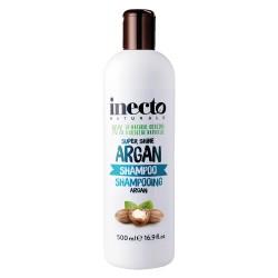 Inecto Šampon s čistým arganovým olejem 500 ml