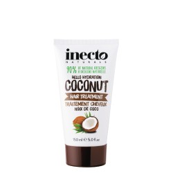 Inecto Maska na vlasy s čistým kokosovým olejem 150 ml