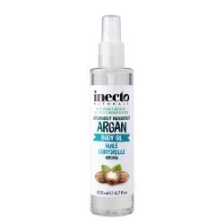 Inecto tělový olej s čistým arganovým olejem 200 ml