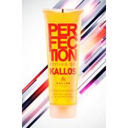 Kallos Perfection Extra silný gel na vlasy 250 ml - Kallos Perfection Extra Strong Hair Gel